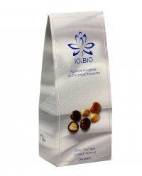 Nocciole Ricoperte di Cioccolato Fondente Bio