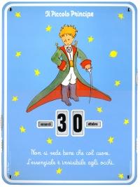 Il Piccolo Principe - Calendario Perpetuo da Muro