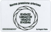 Tessera Radionica - Norma...