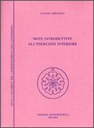 Note Introduttive all'Esercizio Interiore