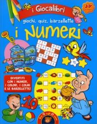 I Numeri - Giochi, Quiz, Barzellette