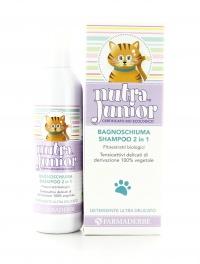 Nutra Junior - Bagnoschiuma Shampoo 2 in 1