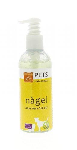 Nàgel - Aloe Vera Gel 99% per Animali