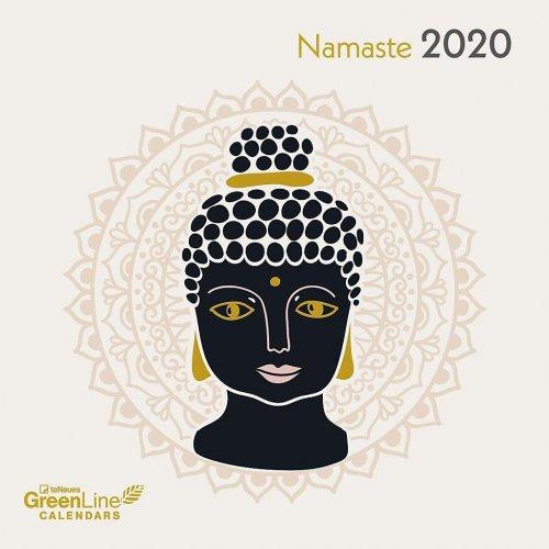 Calendario Namaste 2020