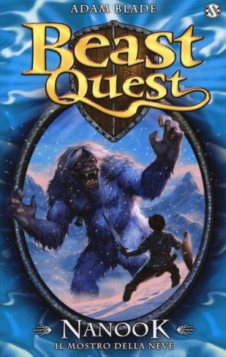 Nanook. Il Mostro della Neve. Beast Quest