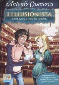 L'Illusionista - Nasha Blaze e la Pietra dell'Eloquenza