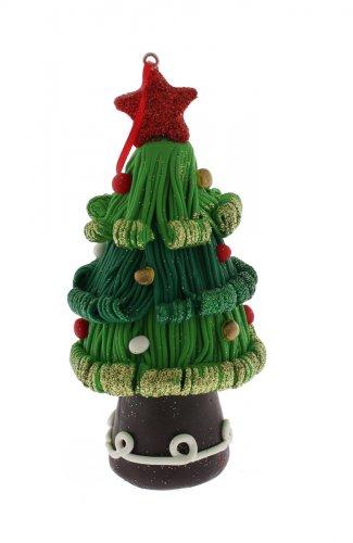 Natalini Scintillanti - Albero di Natale Verde