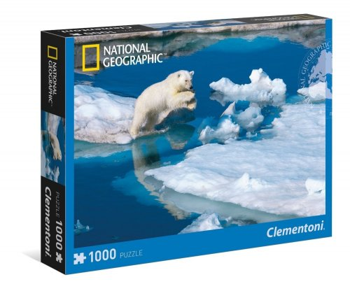 National Geographic: Orso Polare - 1000 Pezzi