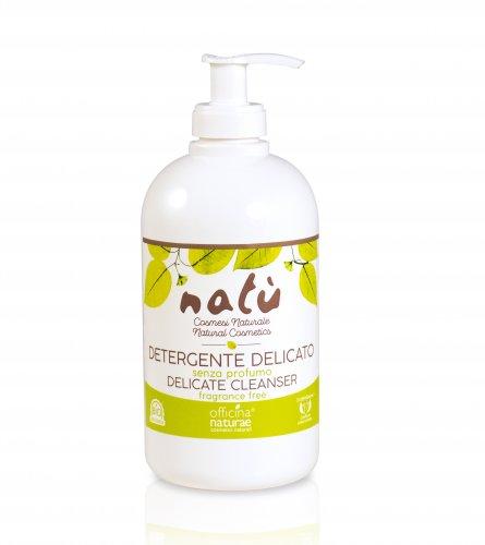 Detergente Delicato Natù - Ml.500 con Dispenser