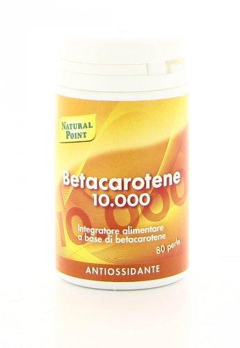 Betacarotene 10.000 - Antiossidante