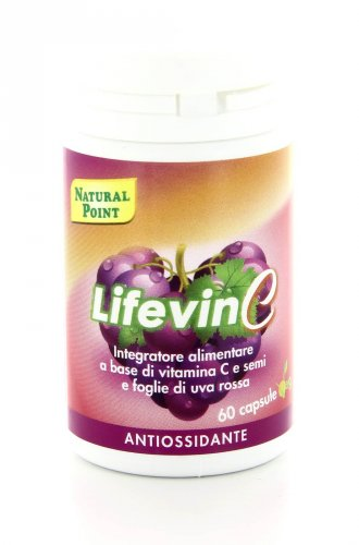 Lifevin C - Microcircolazione e Difese Antiossidanti