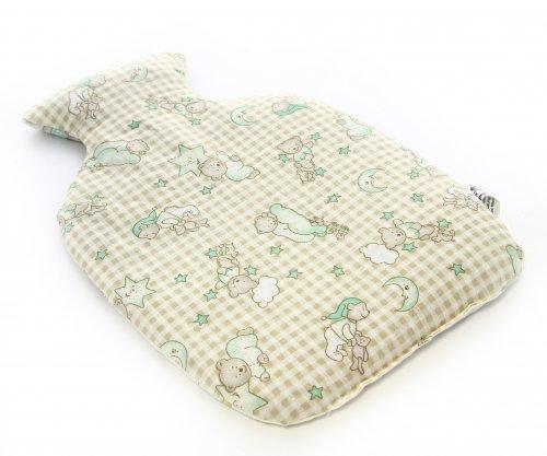 Boule in Cotone con Acini di Uva - Baby