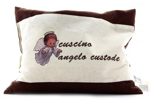 Cuscino Angelo Custode - Angelo Protettore