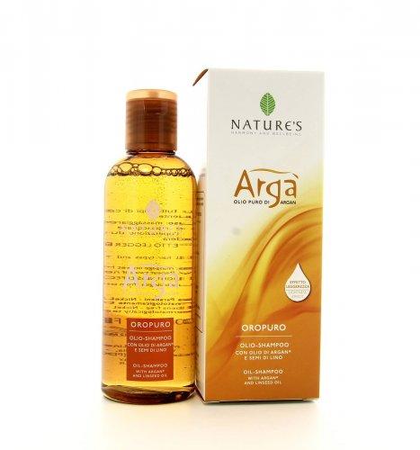 Arga' - Olio Shampoo Oropuro