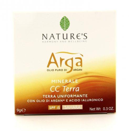 Arga' Minerale - Sahara Terra Uniformante