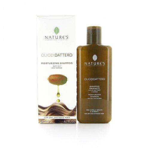 Shampoo Idratante Olio di Dattero