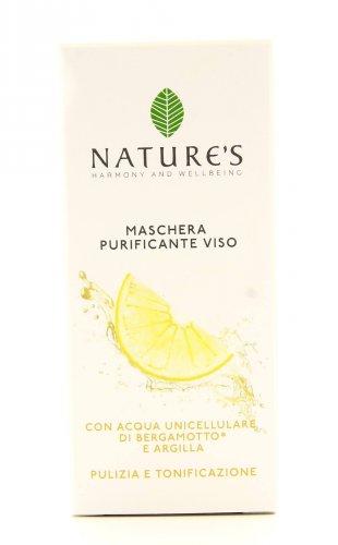 Nature's - Maschera Purificante Viso