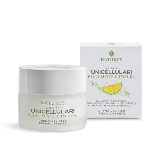 Nature's - Crema Gel Viso Riequilibrante