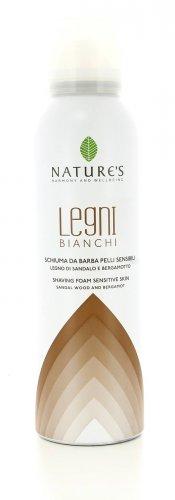 Legni Bianchi - Schiuma Barba Pelli Sensibili