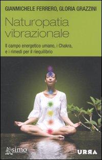 Copertina del libro: Naturopatia Vibrazionale