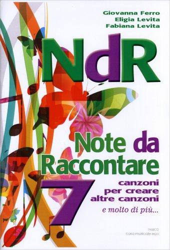 NdR - Note da Raccontare - Con CD Audio Incluso