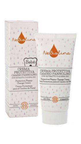 Bebè Crema Protettiva Cambio Pannolino