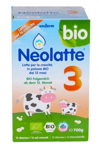 Neolatte 3 - Latte per la Crescita in Polvere