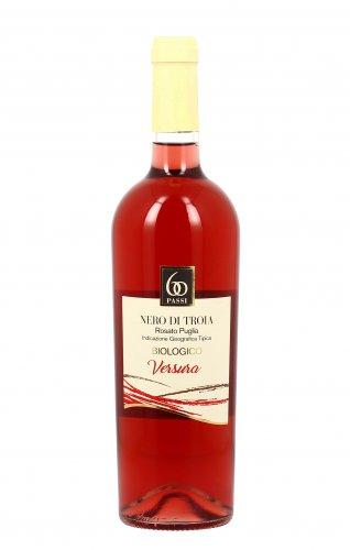 Vino Nero di Troia Rosato di Puglia Versura
