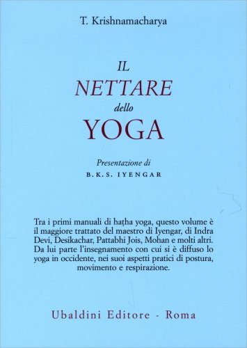 Il Nettare dello Yoga