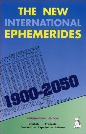 Le Nuove Effemeridi Internazionali - 1900/2050