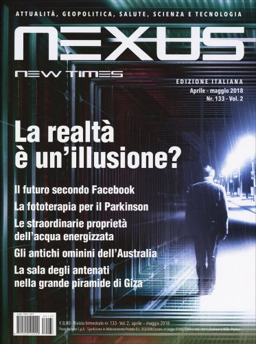 Nexus New Times n. 133 - Aprile-Maggio 2018