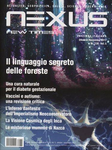 Nexus New Times N. 130 - Ottobre-Novembre 2017