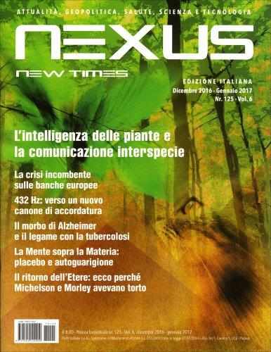 Nexus New Times n. 125 - Dicembre 2016/Gennaio 2017