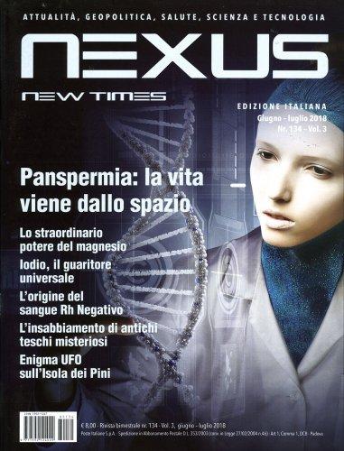 Nexus New Times n. 134 - Giugno/Luglio 2018