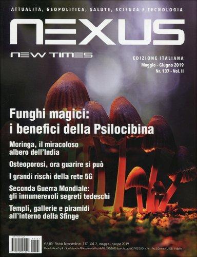 Nexus New Times n. 137 Maggio/Giugno 2019