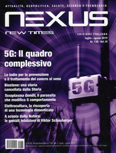 Nexus New Times n. 138 Luglio/Agosto 2019