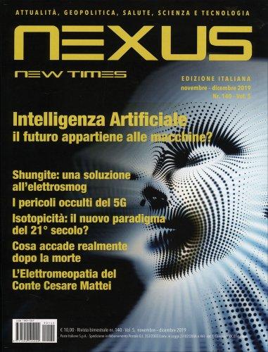 Nexus New Times n. 140 Novembre/Dicembre 2019