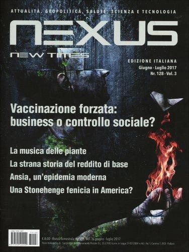 Nexus New Times n. 110 Giugno-Luglio 2017