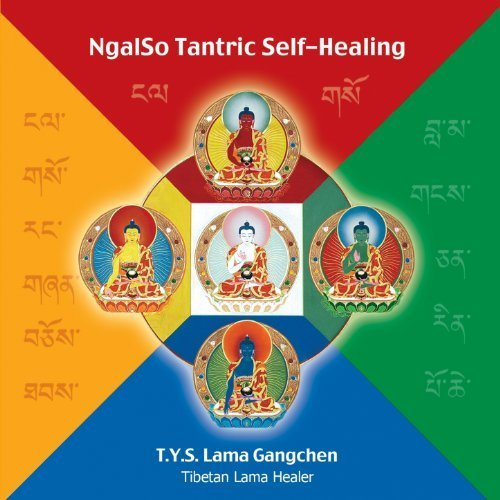 NgalSo Tantric Self-Healing - CD (in inglese)