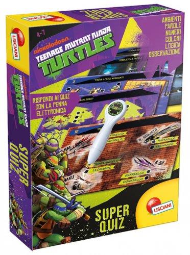 Ninja Turtles Super Quiz - 4/7 Anni