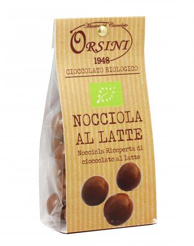 Nocciola Ricoperta di Cioccolato al Latte