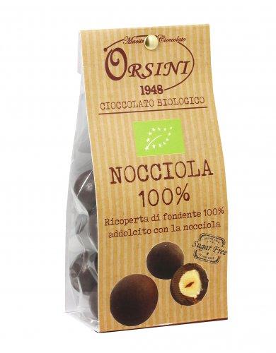 Nocciola 100% Ricoperta di Cioccolato Fondente