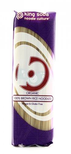 Noodles - 100% Riso Integrale Scuro