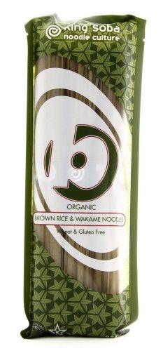 Noodles - Riso Integrale e Wakame Bio