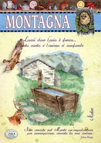Blocco Note - Montagna