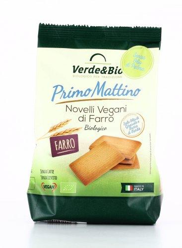Biscotti Vegani di Farro Biologico