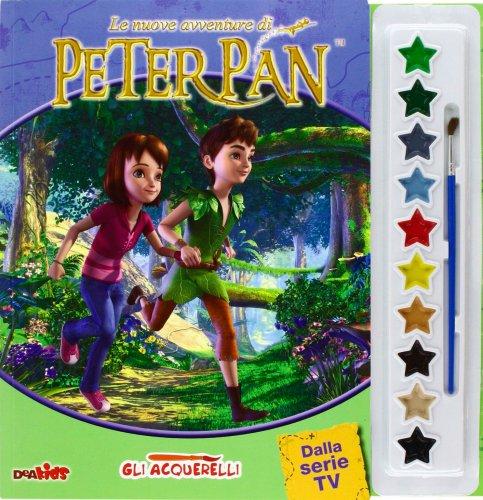 Le Nuove Avventure di Peter Pan - Gli Acquerelli