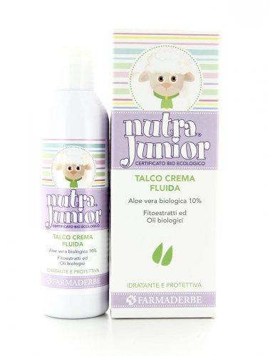 Nutra Junior - Talco Crema Fluida