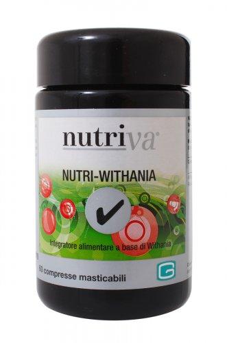 Nutri-Withania - 60 Compresse