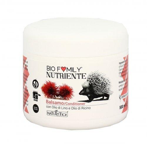 Balsamo Capelli Biologico Nutriente